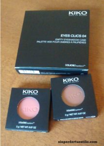 kiko cosmetics productos