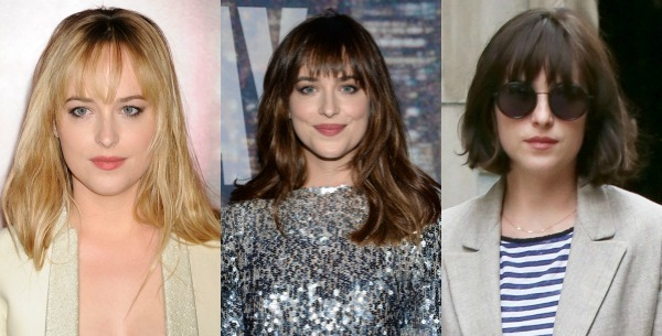 dakota johnson cambio de look
